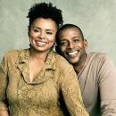 Debbi Morgan and Darnell Williams