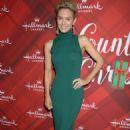 Nicky Whelan – 'Christmas at Holly Lodge' Screening in LA
