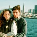 Virginia Madsen and Lenny Von Dohlen in Electric Dreams (1984)
