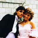 Pamela Anderson and Tyrone Anderson at Prom 1985
