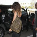 Rihanna: Home from Hawaii, Ready to Rock the Grammys