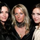Courteney Cox - Sep 06 2008 - Elise Overland Spring 2009 In New York City