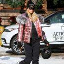 Paris Hilton – Out in Aspen
