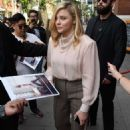 Chloe Moretz – Arriving at Toronto Film Festival in Toronto