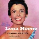 Lena Horne - It's Love