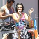 Demi Lovato Cool For The Summer Pool Party Tour In Miami