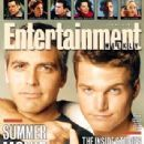George Clooney - Entertainment Weekly Magazine [United States] (16 May 1997)