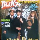 Harry Potter and the Sorcerer's Stone - Tele K7 Magazine Cover [France] (26 November 2001)