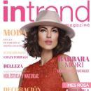 Bárbara Mori - In Trend Magazine Cover [Mexico] (October 2016)