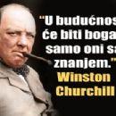 Winston Churchill  -  Wallpaper