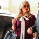Reese Witherspoon – Heads to a meeting in Century City