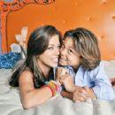 Ximena Duque and Cristian- LifeStyle Miami magazin Photoshoot - 454 x 357