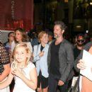 Amy Adams and Darren Le gallo Are Seen at 'Hamilton' (August 17, 2017) - 450 x 600