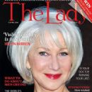 Helen Mirren - The Lady Magazine Cover [United Kingdom] (8 April 2016)