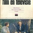 Mike Nichols - Film en televisie Magazine Cover [Belgium] (May 1972)