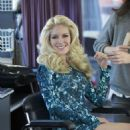 Heidi Montag Filming A Commercial For Sealord In Auckland