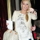 Liz McClarnon - the Phoenix Theatre in London, 17.02.2011