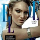 Candice Swanepoel - Elle Magazine Pictorial [Brazil] (September 2012)