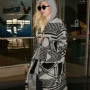 Portia Doubleday at LAX International Airport in Los Angeles - 454 x 711