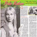 Pola Raksa - Retro Magazine Pictorial [Poland] (October 2017) - 454 x 642