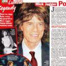 Mick Jagger - Zycie na goraco Magazine Pictorial [Poland] (3 September 2015) - 454 x 589