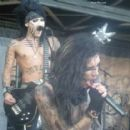 Black Veil Brides - Warped Tour 2011