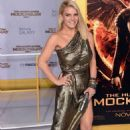 Jessica Simpson The Hunger Games Mockingjay Part 1 Premiere In La