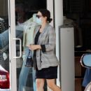Katharine McPhee – Goes shopping after lunch in Los Angeles