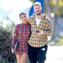 Christina Milian and Matt Pokora – Out of lunch in West Hollywood - 454 x 664