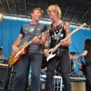 Duff McKagan performs at the 2012 CBGB Festival on July 7, 2012 in New York City - 449 x 594