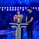 Lana Condor and Noah Centineo At The 2019 MTV Movie & TV Awards