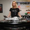 Charlize Theron – NASCAR Cup Series 60th Annual Daytona 500 in Florida
