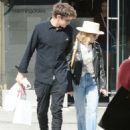 Ashley Tisdale – Out and about in Los Angeles - 454 x 566