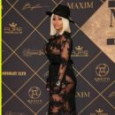 Blac Chyna at The Maxim Hot 100 Party in Los Angeles, California - June 24, 2017 - 454 x 698