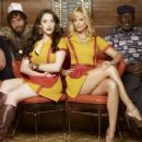 2 Broke Girls Cast - 454 x 255