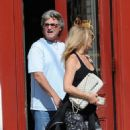 Goldie Hawn and Kurt Russell spotted at Lil Dom's in Silver Lake Saturday October 15, 2016 - 454 x 492