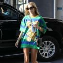 Hailey Baldwin – Out in Beverly Hills