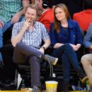 Emily Deschanel and David Hornsby - 454 x 480