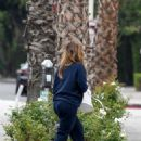 Jessica Alba and Cash Warren out in West Hollywood (November 12, 2017) - 454 x 597