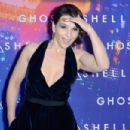 Juliette Binoche – 'Ghost in the Shell' Premiere in Paris - 454 x 303