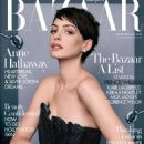 Anne Hathaway Harper's Bazaar UK February 2013 - 454 x 627