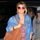 Jessica Simpson - Arrives At Her Hotel In New York City, 2010-05-04
