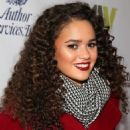 Madison Pettis attends The Hollywood Christmas Parade Benefiting Toys For Tots Foundation on December 1, 2013 in Hollywood, California - 454 x 546