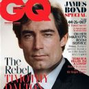 Timothy Dalton - GQ Magazine Cover [United Kingdom] (5 November 2012)