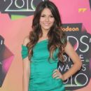 Victoria Justice - Nickelodeon's 23 Annual Kids' Choice Awards Held At UCLA's Pauley Pavilion On March 27, 2010 In Los Angeles, California