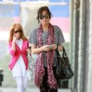Demi Lovato - Makes A Trip To Her Optometrist, 2009-06-02