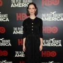 Rebecca Hall – 'The Plot Against America' Premiere in New York - 454 x 628