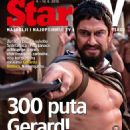 Gerard Butler - Stars Tv Magazine Cover [Croatia] (4 June 2010)