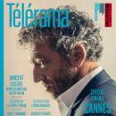 Vincent Cassel - Télérama Magazine Cover [France] (14 May 2016)