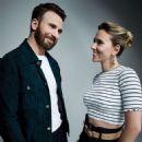 Scarlett Johansson and Chris Evans – Variety Magazine (November 2019)